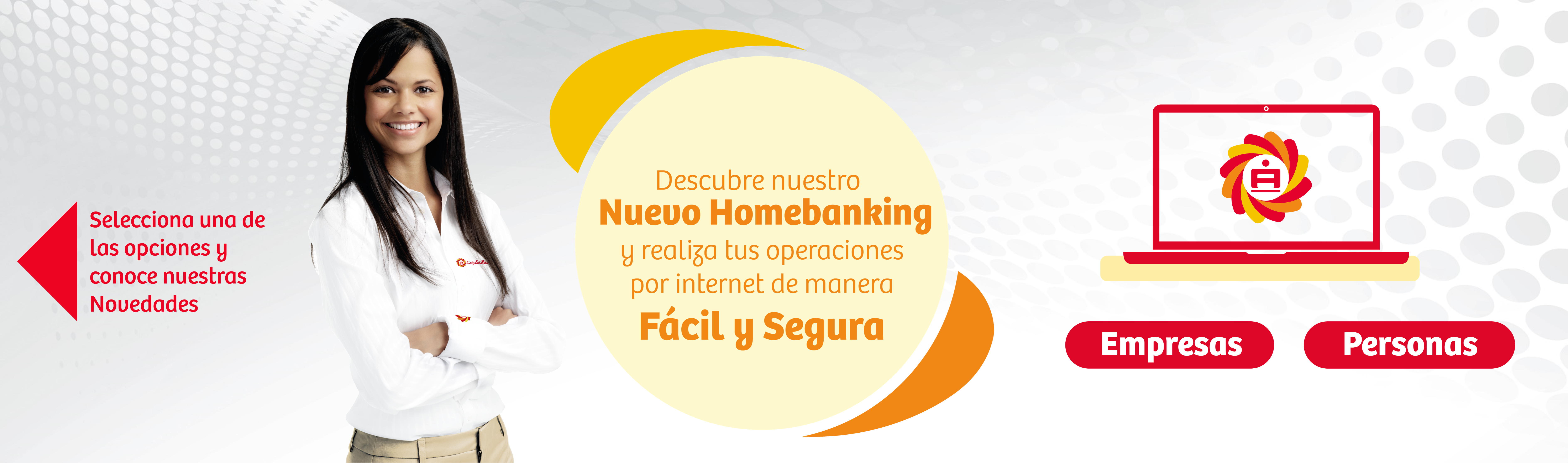 Nuevo Homebanking