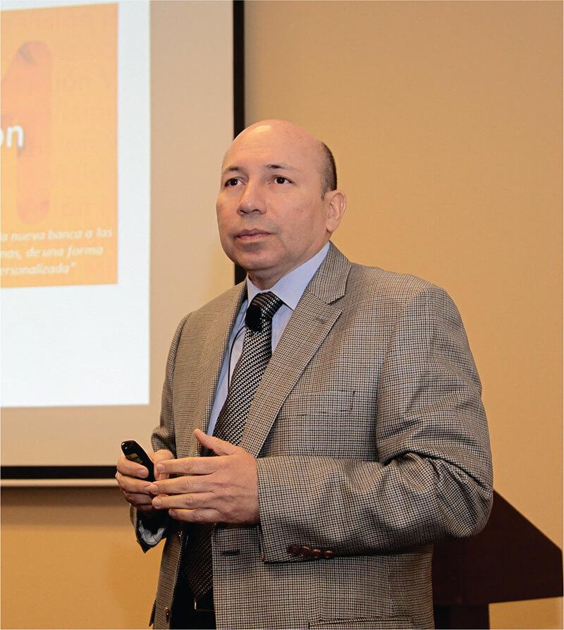 Joel Siancas, Finanzas, presidente del directorio, caja sullana, emprendimiento